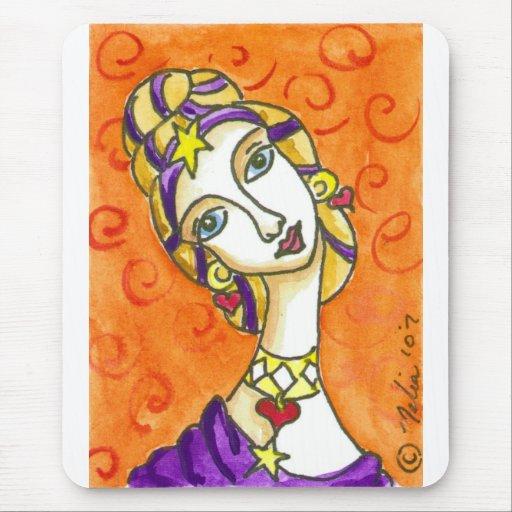 Goddess6 Alfombrilla De Ratones