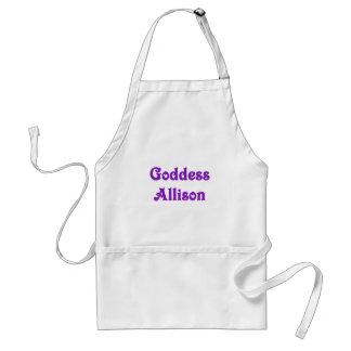 Goddess Allison Aprons