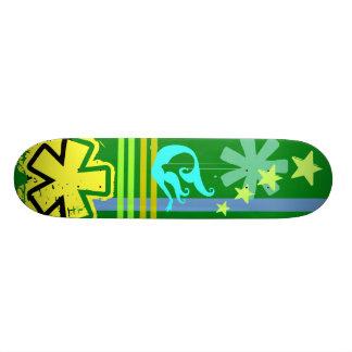 Goddess/Alternative/Booty Skateboard Deck