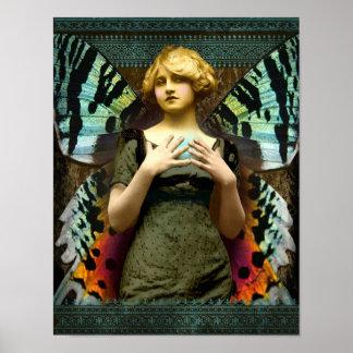 Goddess Anahata Poster