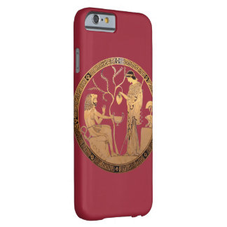 Goddess Athena and Heracles Barely There iPhone 6 Case
