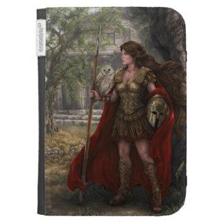 Goddess Athena Kindle Case by Lindsay Archer