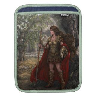 Goddess Athena Rickshaw Sleeve iPad Sleeves