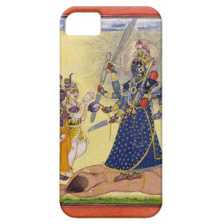 Goddess Bhadrakali Worshipped by the Gods 1675 iPhone 5 Covers
