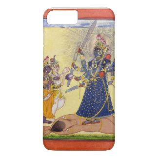 Goddess Bhadrakali Worshipped by the Gods 1675 iPhone 7 Plus Case