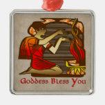 Goddess Bless You Ornament