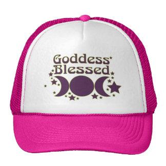 Goddess Blessed Caps Trucker Hats
