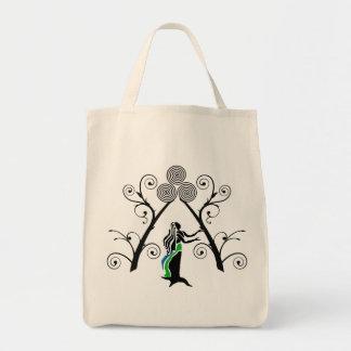 Goddess Blessing Tote Bag