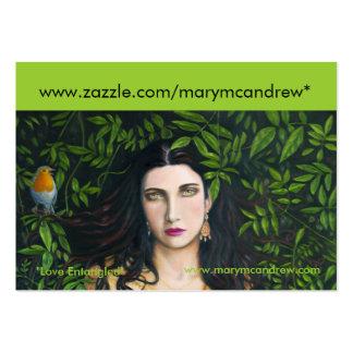 Goddess Business Card