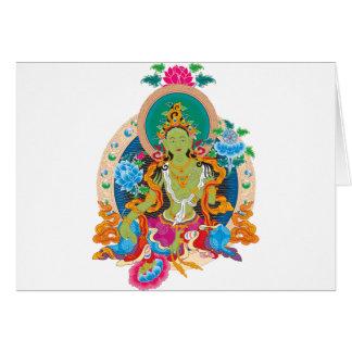 Goddess Card