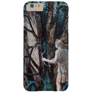 Goddess Diana with Bow and Arrow in Magic Forest Barely There iPhone 6 Plus Case