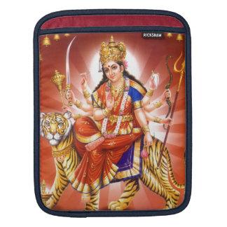 Goddess Durga (Hindu goddess) iPad Sleeve