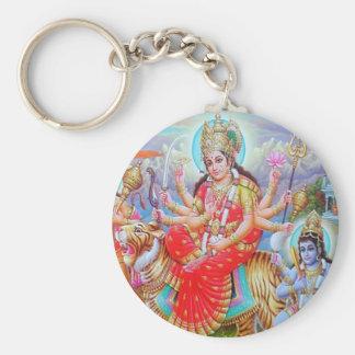 Goddess Durga Ji Keychain