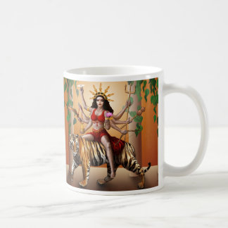 Goddess Durga Mug