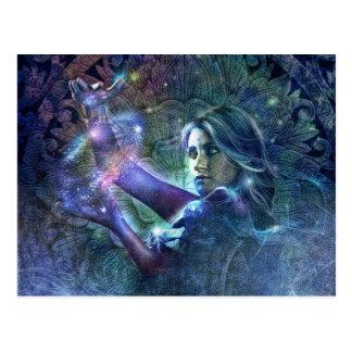 Goddess Durga Postcard