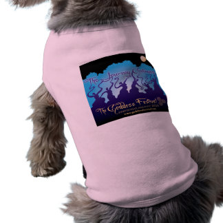 Goddess Festival 2010 Pet Shirts Dog T Shirt