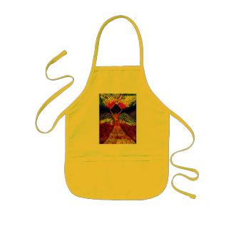 Goddess great apron