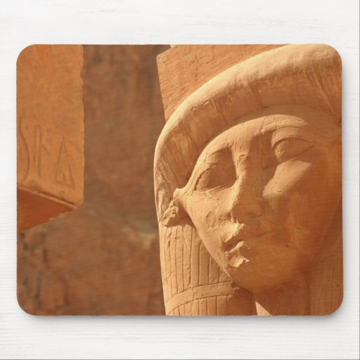 Goddess Hathor Mouse Pad