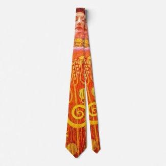 Goddess Hygeia 1902 Tie
