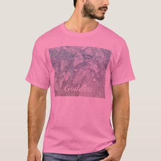 Goddess imprint T-Shirt
