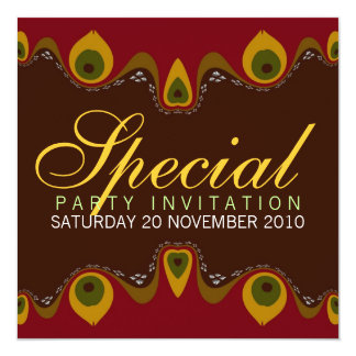 Goddess Inner Flame Special Invitations