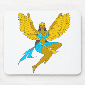 GODDESS  ISIS by D.Marquis Mousepad