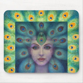 Goddess Isis the Seer Mouse Pad