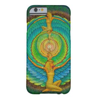 Goddess Isis Wings Mandala Art iPhone 6 case