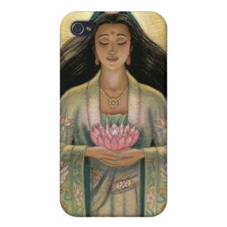 Goddess Kuan Yin iPhone Case