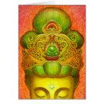 Goddess Kuan Yin's Crown Card