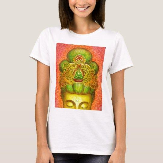 Goddess Kuan Yin's Crown T-Shirt