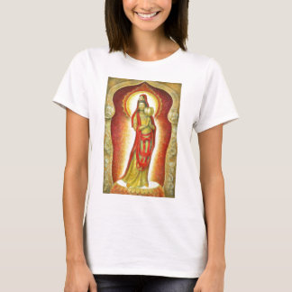 Goddess Kuan Yin's Lotus T-Shirt