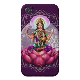 Goddess Lakshmi Cover For iPhone 4