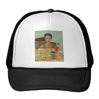 Goddess Of Coffee Trucker Hat