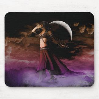 Goddess of Dreams Mouse Pad