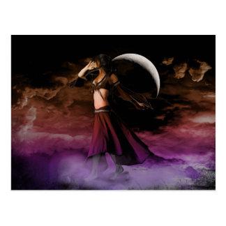 Goddess of Dreams Postcard