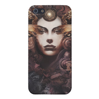 Goddess of Dust Case For iPhone 5