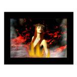 Goddess of Fire Postcards