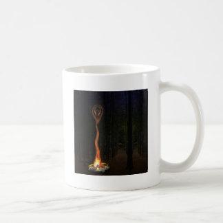 Goddess of Flame Coffee Mug
