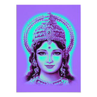 GODDESS of FORTUNE -Lakshmi Card