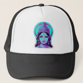 GODDESS of FORTUNE -Lakshmi Trucker Hat