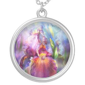 Goddess Of Healing Wearable Art Necklace