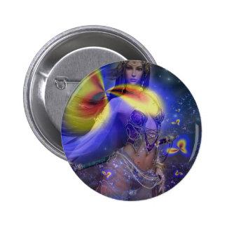 Goddess of Love Pinback Button