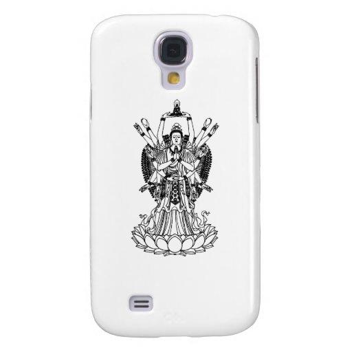 Goddess Of Mercy Samsung Galaxy S4 Cases