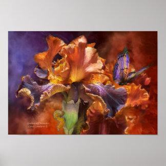 Goddess Of Miracles Art Poster/Print