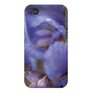 Goddess Of Mysery Art Case for iPhone 4