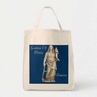 Goddess Of Plenty Tote Bag