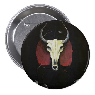 Goddess of sin pinback button
