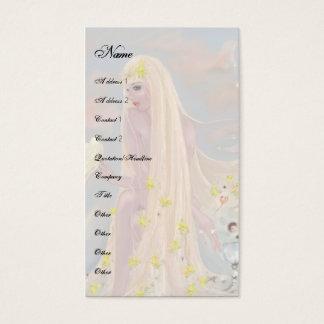 Goddess of Spring! Business Card