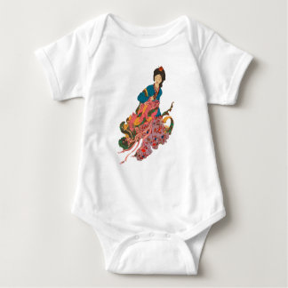 Goddess of the Moon Baby Bodysuit